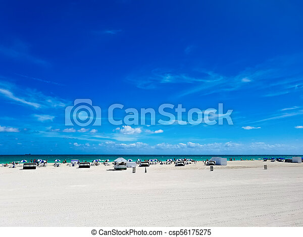 South Beach - csp56175275
