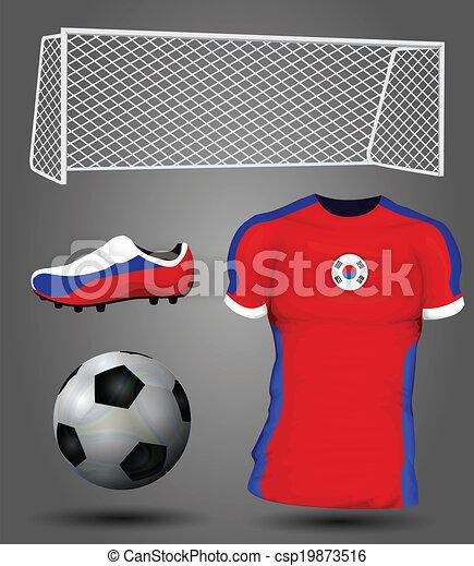 5595c540c South Korea soccer jersey - csp19873516