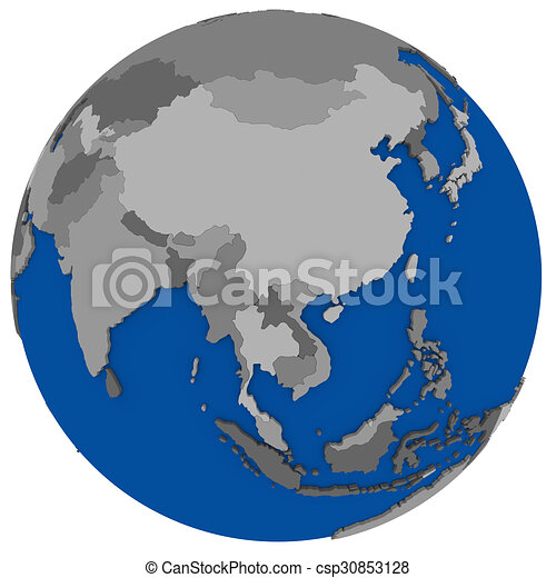 Political Map Of Southeast Asia.Southeast Asia On Earth Political Map Political Map Of Southeast