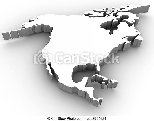 Southern America - csp3964624