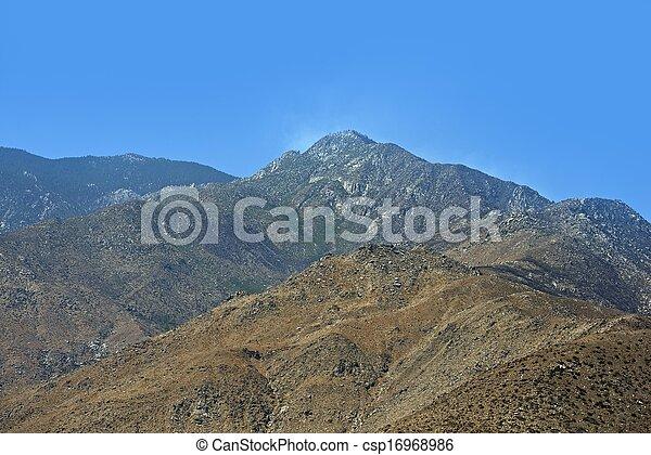 Southern California Mountains - csp16968986