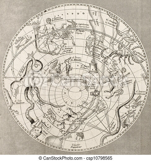 Southern Hemisphere  - csp10798565