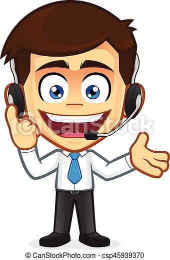 soutien, client - csp45939370