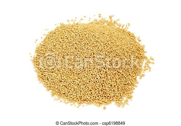 soy lecithin granules - csp6198849