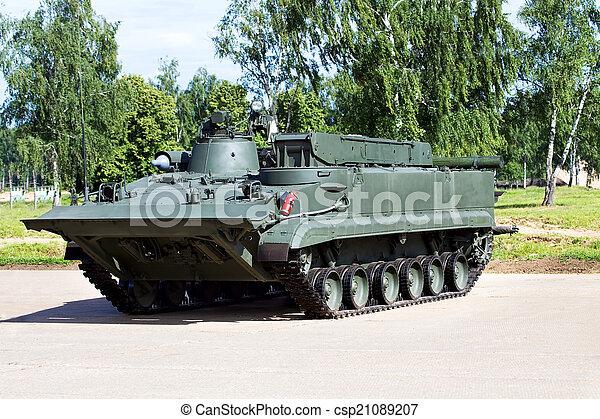 spåra, fordon, pansrad - csp21089207