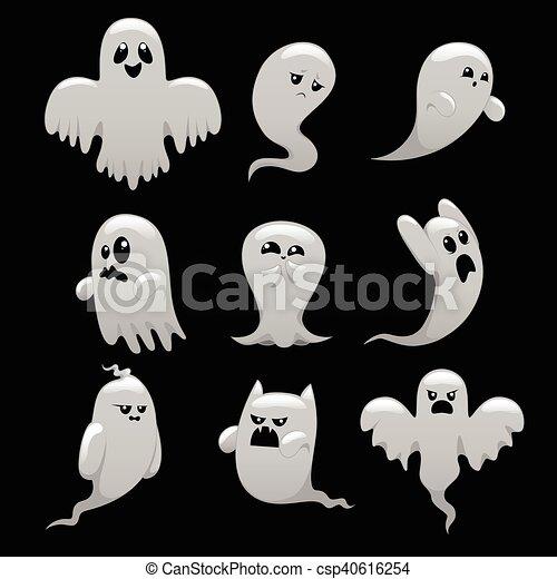 Tecknade Spöken