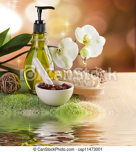Spa And Body Care - csp11473001