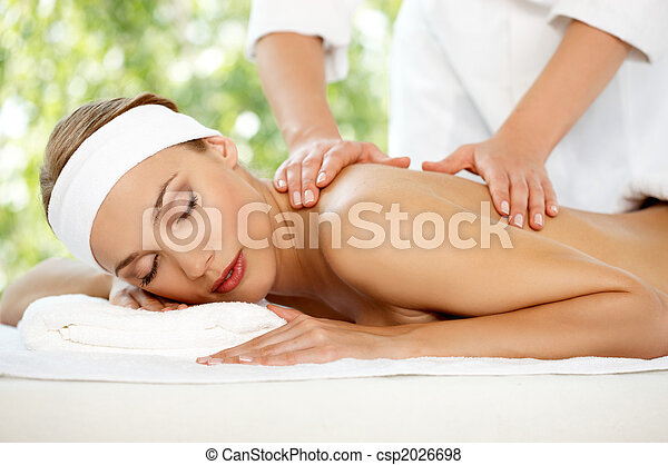 Spa and Wellness Outdoor - csp2026698