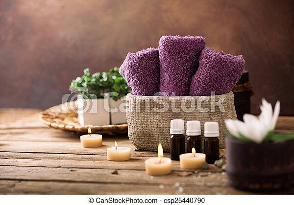 spa, einstellung - csp25440790