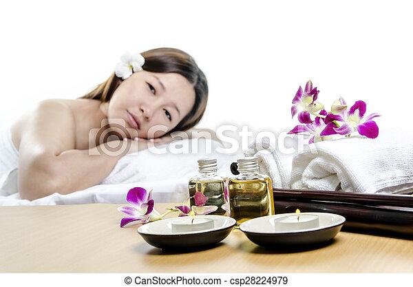 spa, entspannend - csp28224979