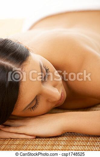 spa, entspannend - csp1748525