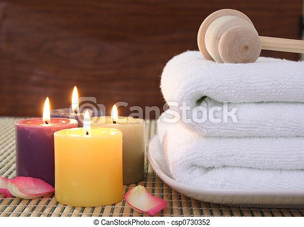 spa, entspannend - csp0730352