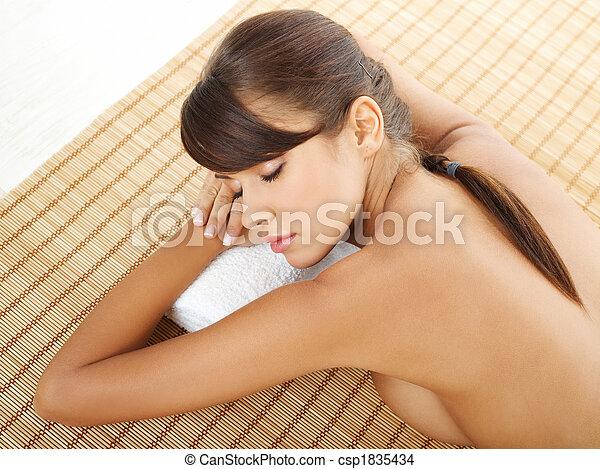 spa, entspannend - csp1835434