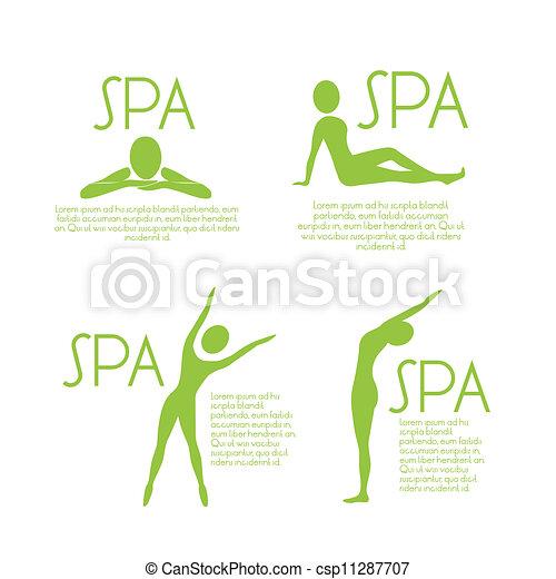 spa, heiligenbilder - csp11287707