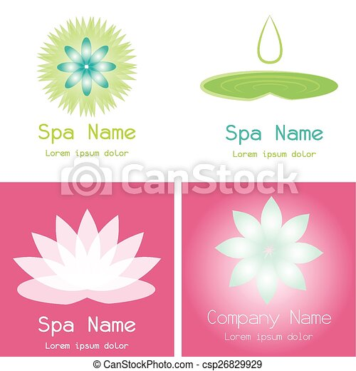 Spa icons - csp26829929
