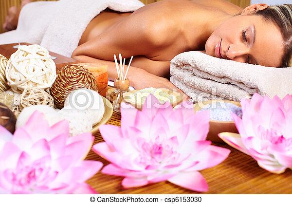spa, masage - csp6153030