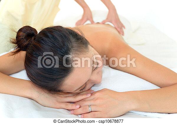 spa, masage - csp10678877