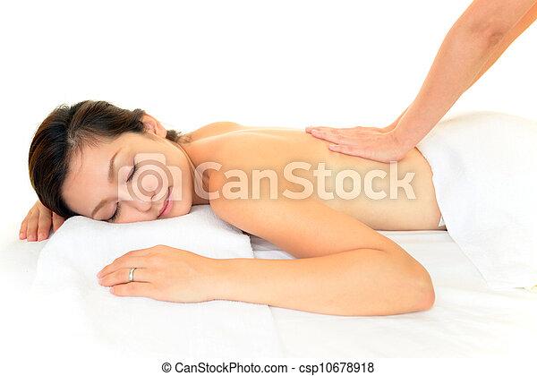 spa, masage - csp10678918