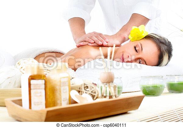 spa, masage - csp6040111