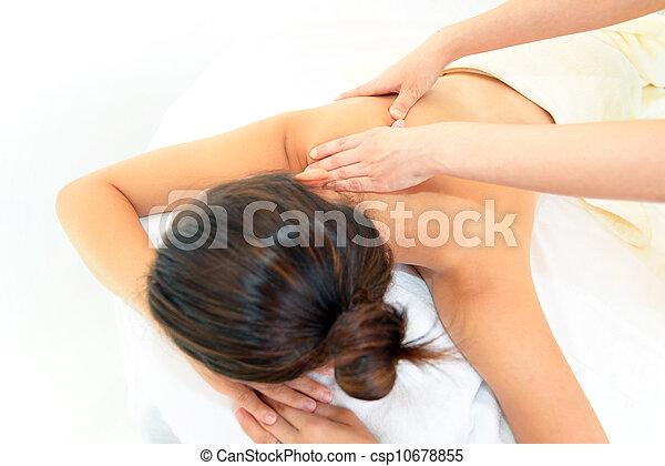 spa, masage - csp10678855