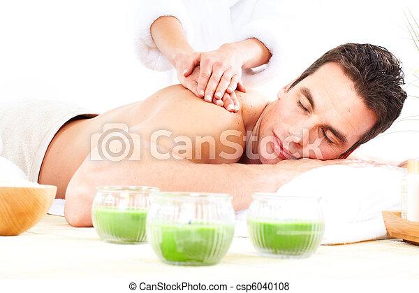 spa, masage - csp6040108