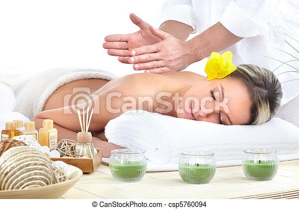 spa, masage - csp5760094