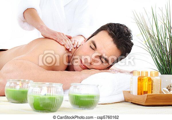 spa, masage - csp5760162