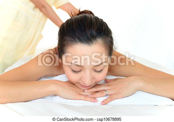 spa, masage - csp10678895