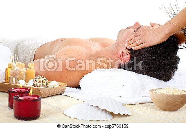 spa, masage - csp5760159