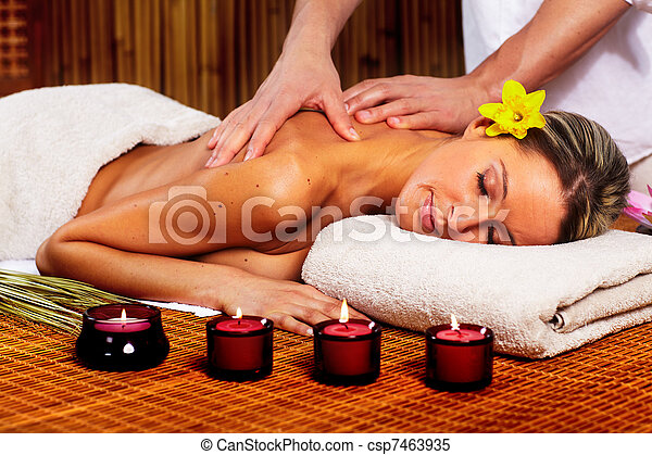 spa, massage. - csp7463935