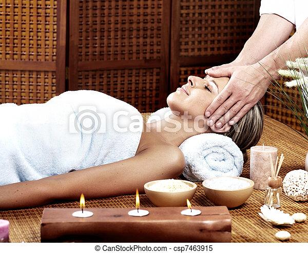 spa, massage. - csp7463915