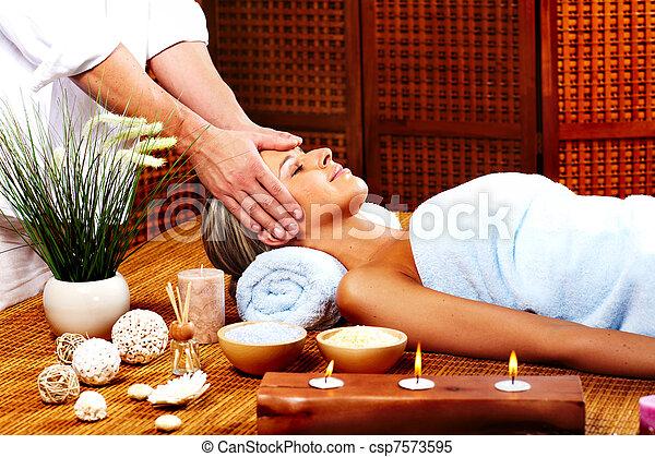 spa, massage. - csp7573595