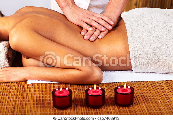 spa, massage. - csp7463913