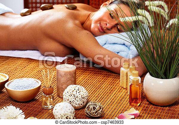 spa, massage. - csp7463933