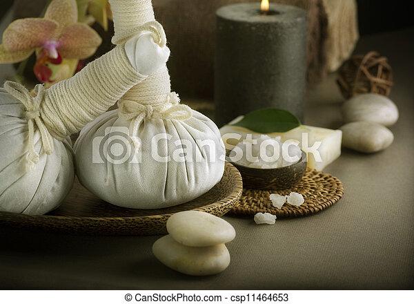 spa, massagem - csp11464653