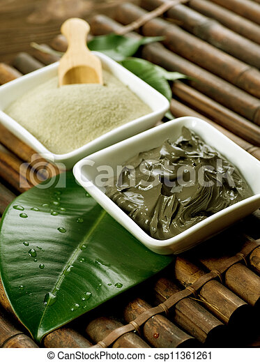 Spa Mud Mask - csp11361261