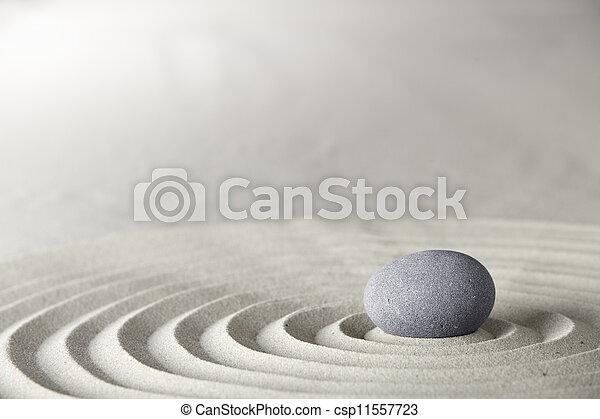 spa or zen background - csp11557723