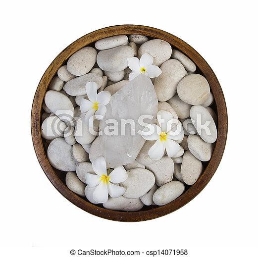 spa., pierre, masage - csp14071958