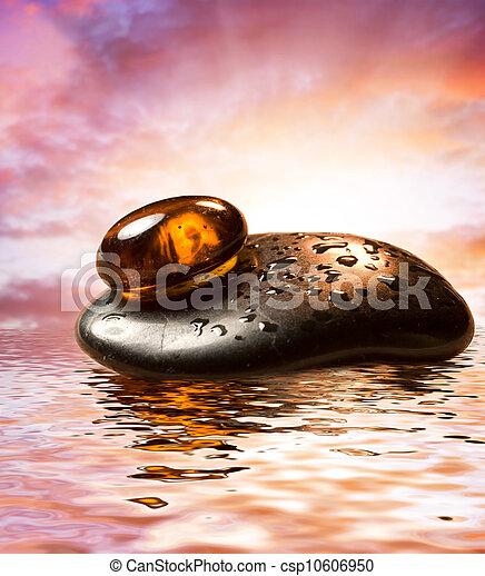 Spa still life - csp10606950