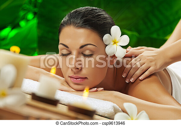 spa theme - csp9613946