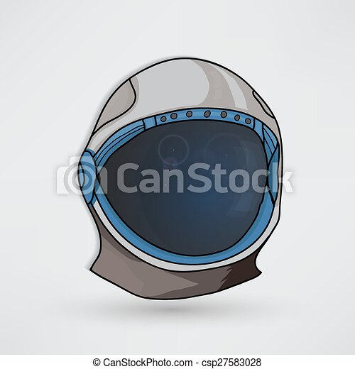 Space helmet - csp27583028