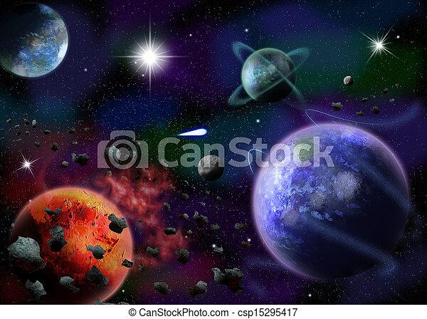 Space - csp15295417