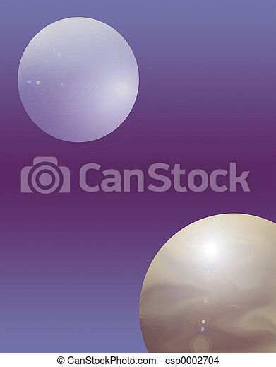 Space Scene - csp0002704