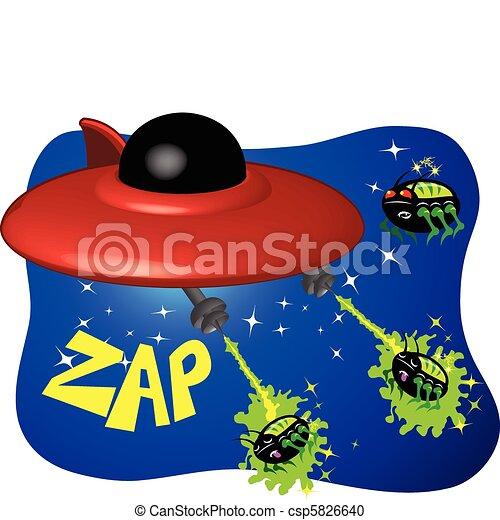 space ship2 - csp5826640