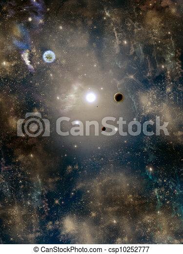 Space - csp10252777