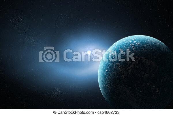 Space - csp4662733