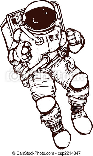 Space Suit - csp2214347