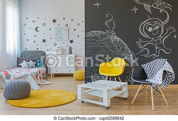 https://comps.canstockphoto.com/space-themed-bedroom-stock-photo_csp42588642.jpg
