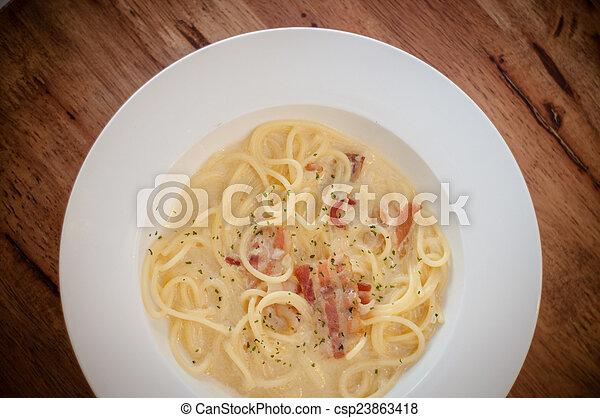 Spaghetti - csp23863418