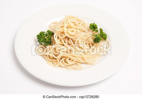 spaghetti - csp12726280